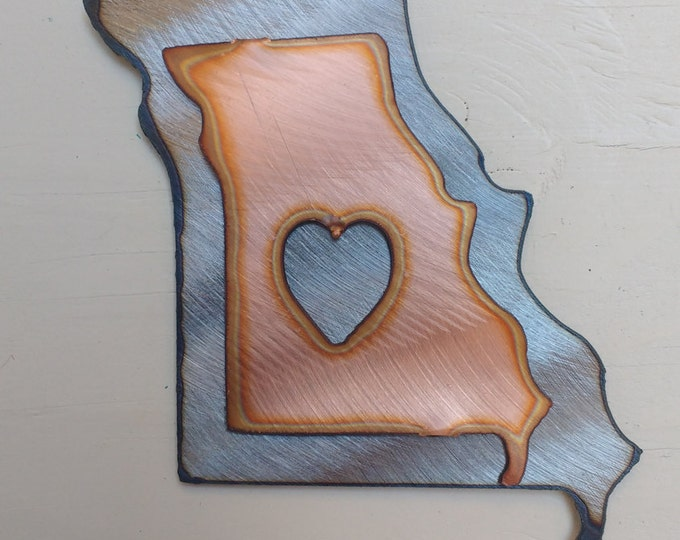 Missouri Mini Sculpture