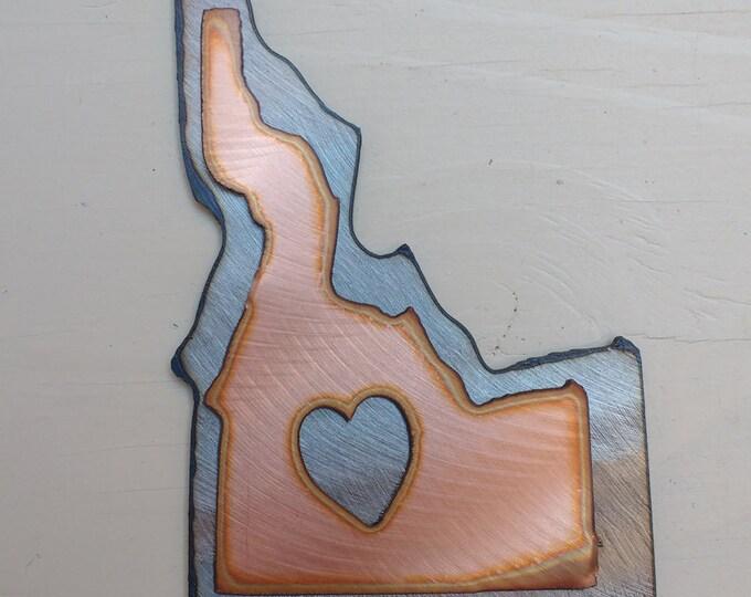 Idaho Mini Sculpture