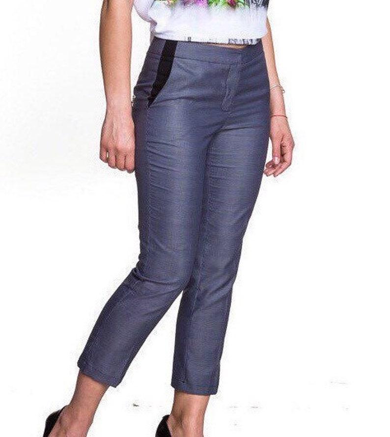 1ef7a00d Capri Pants Summer Pants Cropped Pants Girls Capris Girls | Etsy