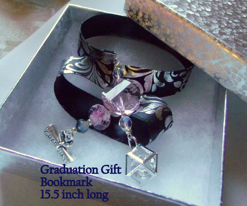 Graduation Gift Scroll Bookmark