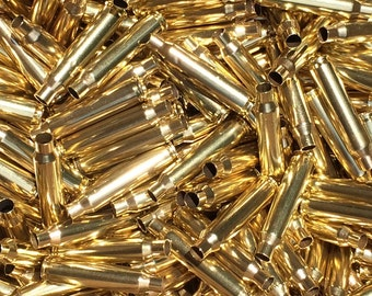 Processed .223/5.56 Once-Fired Brass Casings