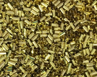 Bulk 9mm Once-Fired Brass Cases. Perfect for Hobbyists!