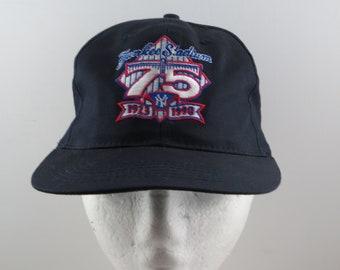 c4dc2168aa4ec Vitnage New York Yankees Hat - Yankee Stadium 75 Years - Adult Snapback