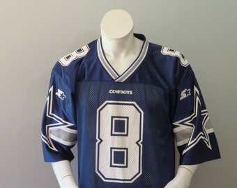 get cheap 58d15 0fa51 Troy aikman jersey | Etsy
