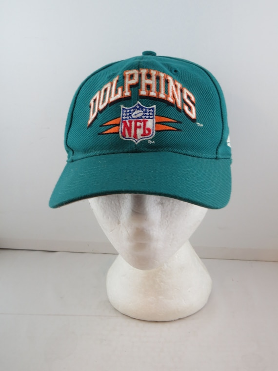Miami Dolphins Hat VTG Diamond Pro Line by Logo Athletic  8f5e4c13afc