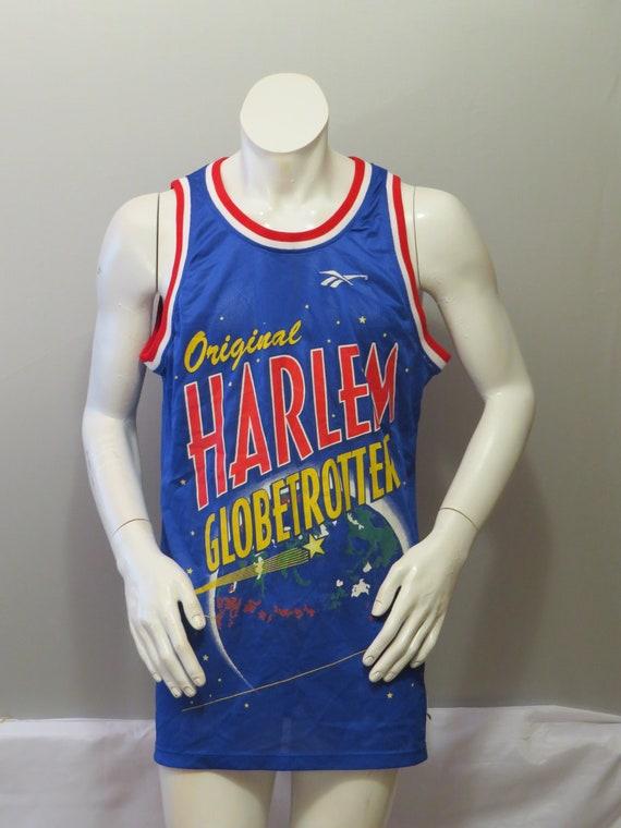Vintage Harlem Globetrotters Jersey - 1990s Everyw