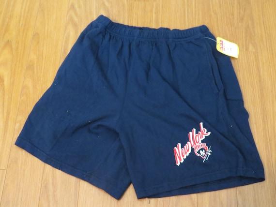 New York Yankees Shorts (VTG) - 1990s Sweatshorts