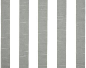 Premier Prints Fabric | stripe Fabric | Designer Fabric | Gray Fabric | Upholstery Fabric | Premier stripe storm fabric | Fabric by the yard