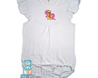 92251da34 Adult Baby White Ruffled MlP snap crotch Bodysuit ABDL