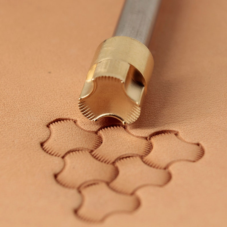 Tools for leather crafts Stamp #278