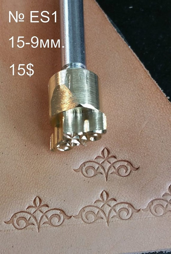 Stamp #9B Tools for leather crafts