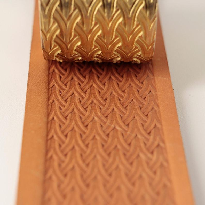 Tools for leather crafts #Belt roller-15