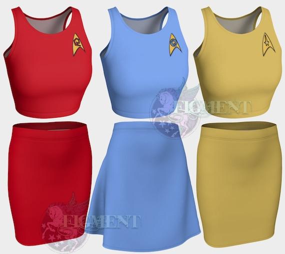 Star Trek Final Frontier Cover Adult Tank Top