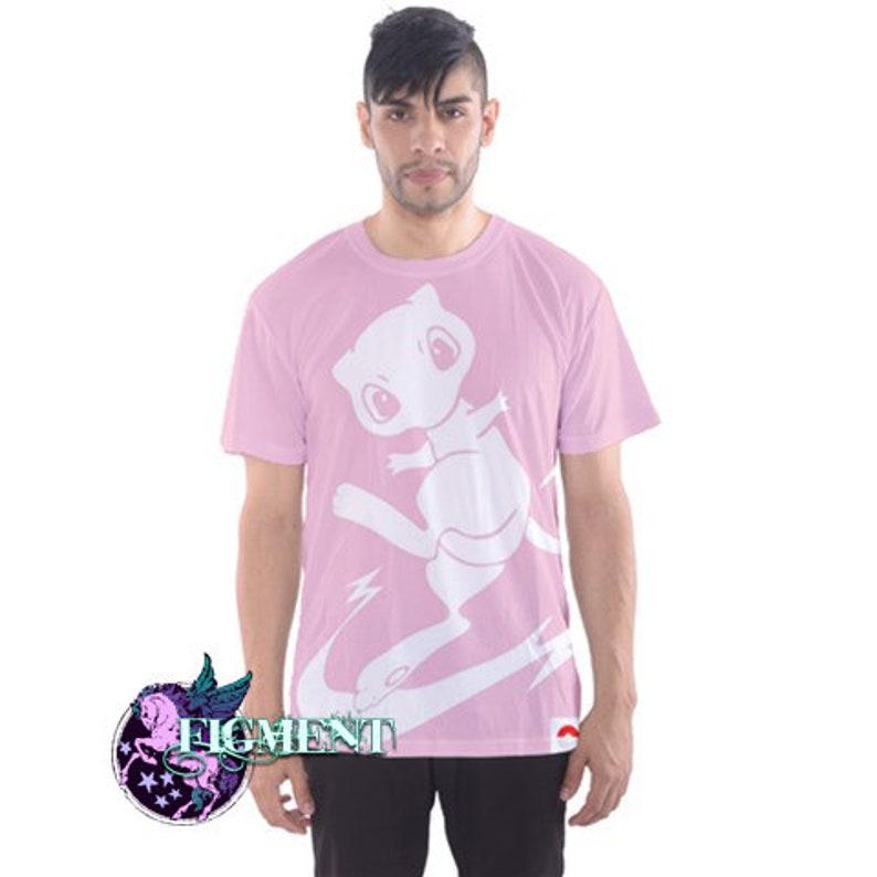 678c6297 Pokemon Go: Mew Shirt Pokemon Trainer Pokemon Cosplay | Etsy