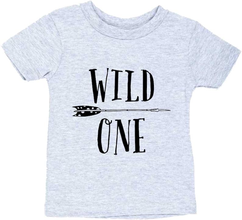 Wild One Birthday Shirt Wild One Shirt 1st Birthday Shirt