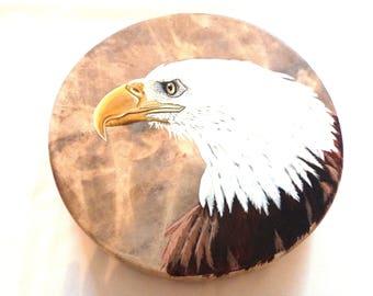 Shaman Drum Eagle