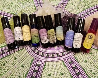 Magical Organic Essential Oil Blends