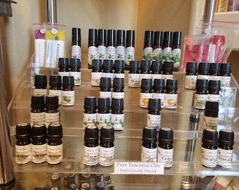 Spirit of Gaia Pure Organic Essential Oils