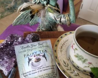 Reiki Infused Fairy Tea
