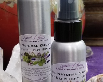 Spirit of Gaia all Natural Organic Insect/ Bug  Repellent
