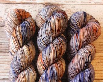 Isabel - Ocaso - Hand Dyed Yarn - 75/25 Superwash Merino/Nylon