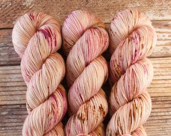 Isabel - Neapolitan - Hand Dyed Yarn - 75/25 Superwash Merino/Nylon