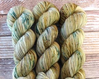Isabel - In the Woods - Hand Dyed Yarn - 75/25 Superwash Merino/Nylon