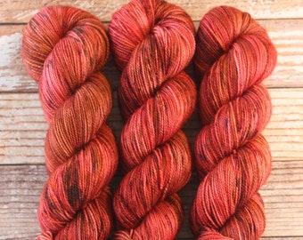Mercedes - Sailor's Delight - Hand Dyed Yarn - 80/20 Superwash BFL/Nylon