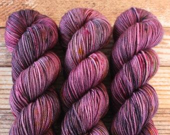 Amelia - Arabesque - Hand Dyed Yarn - 100% Superwash Merino DK weight
