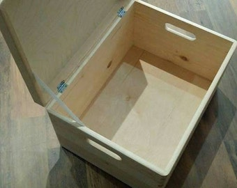 Personalised Memory box toys box