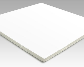 Cardboard Easel Backs Frame Backing 6x6 Tile Photo Backs