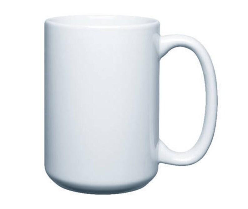 Sublimation Blank Mugs, Partial Mug Case 12 ct  Dye Sublimation 15 oz   Mugs, Blank Coffee Mugs USA Made