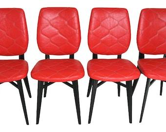 "Red skai chairs ""Pixies"""