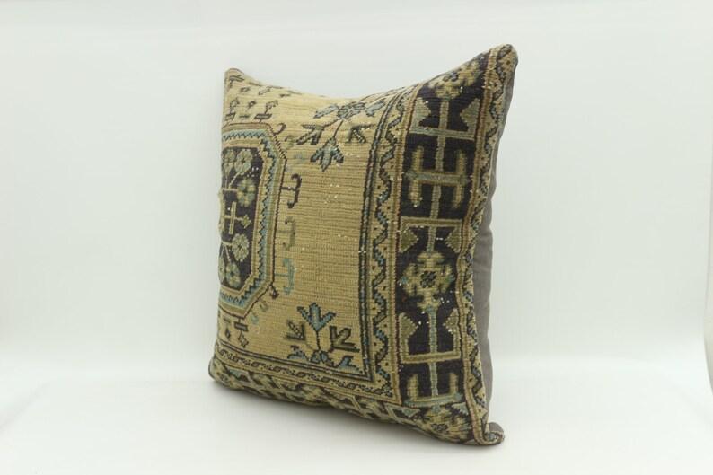 32x32 Rug Pillows Boho Pillows Decorative Pillows Outdoor Pillows Big Size Kilim pillow Turkish Kilim Pillow Large Cushion Cover SP8080-219