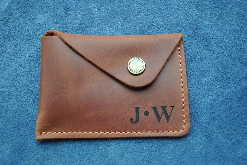 0fbc95ed8e3a Minimalist Wallet Best Leather Wallet Slim Wallet