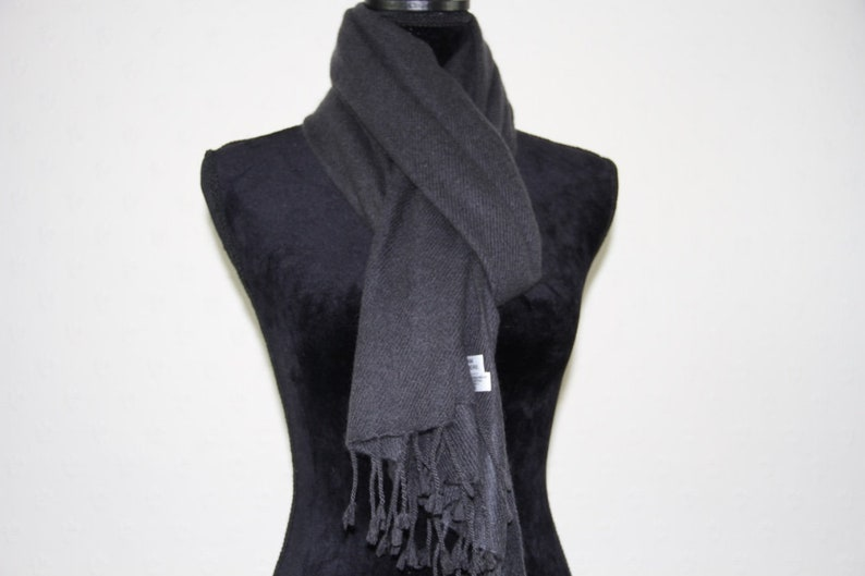 Cashmere Scarf Hand Made Pashmina Wrap Mens Ladies Muffler Winter Warm 100/% Cashmere Travel Ideal Gift