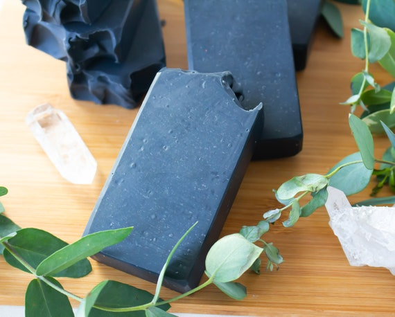 Activated Charcoal & Tea Tree | Vegan Handmade Soap