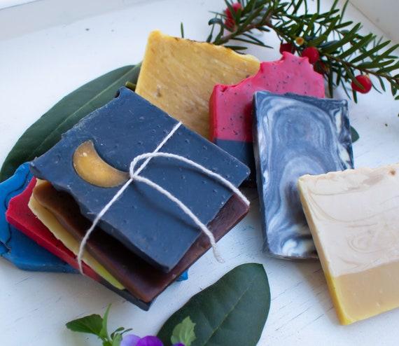 Bits N' Bobs Sampler | Vegan Handmade Soap