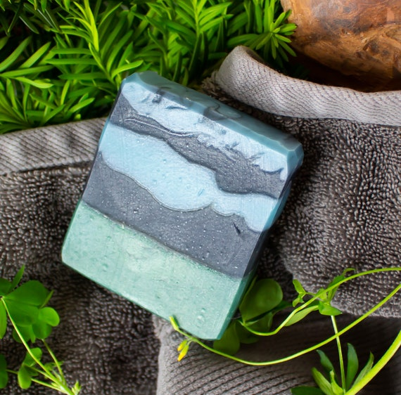 Kentish Rain | Vegan Handmade Soap