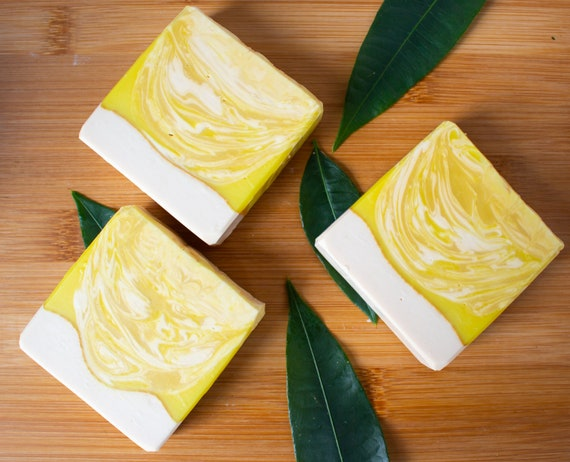 Lemon Drop Martini | Vegan Handmade Soap