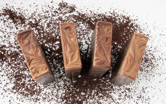 Turkish Mocha | Vegan Handmade Soap
