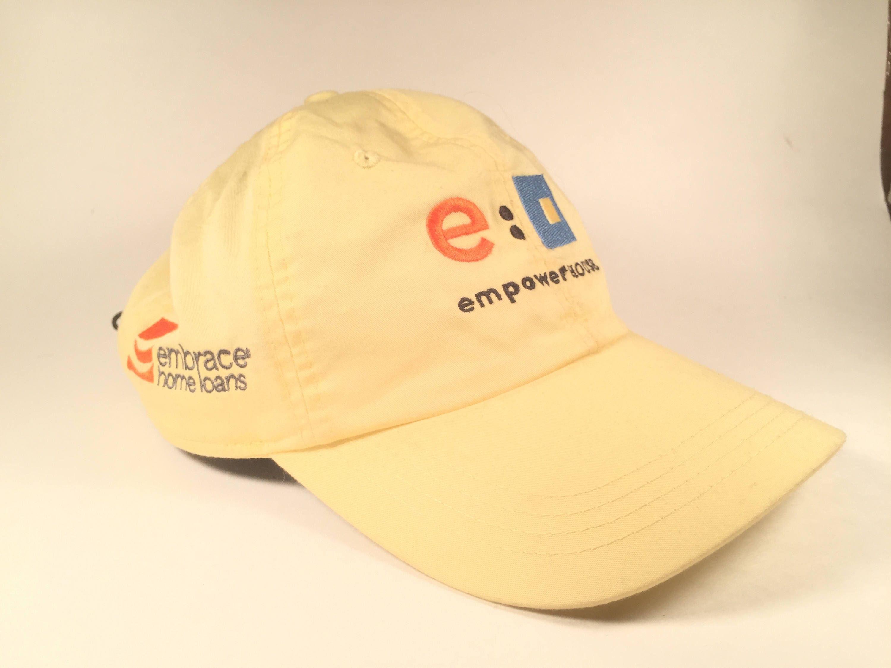 Pastel Yellow Empowerhouse Hat  cc050a426b0