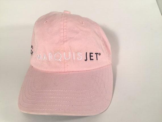 Pink Marquis Jet Dad Hat Netjets  6afab63eb2e