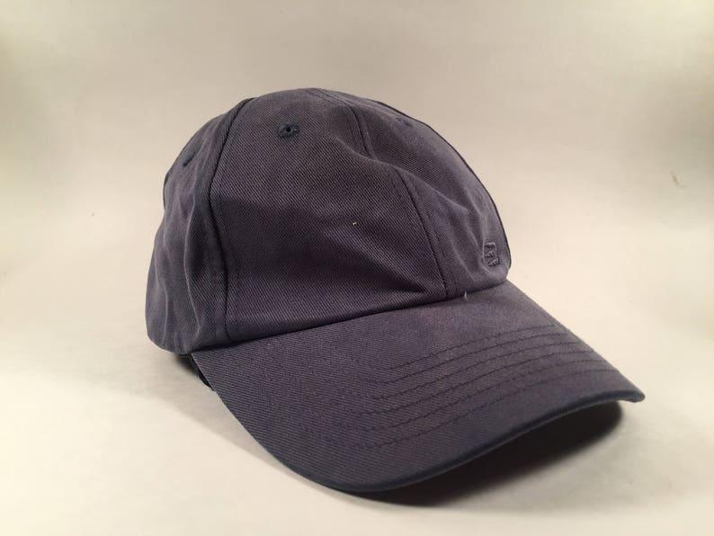 Vintage Dark Blue Dockers Golf Hat  778108694dc