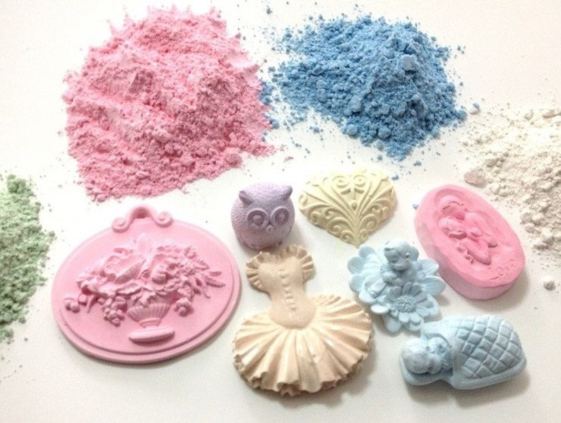 Silicone mould key suspension for decoration embellishments for polymer clay Fimo plaster SOAP resin cement resin concrete K401 HTK