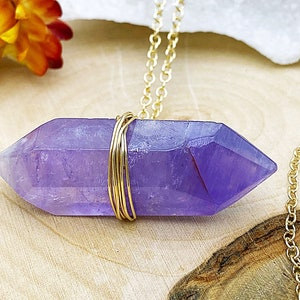 healing crystals #640 Auralite 23 Pendant Crystal Heart; 23 crystals in one Heart Pendant Empath protection Amethyst Pendant intuition