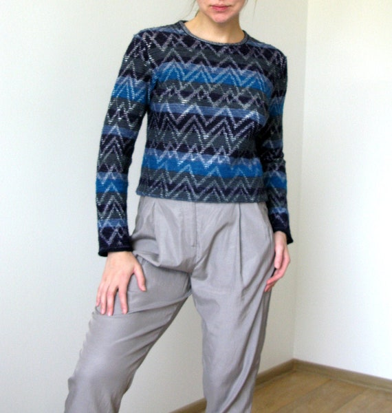 SPORT Missoni Knitted Sweater, Missoni Sweater, Mi