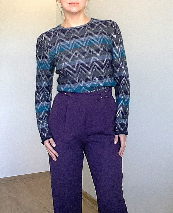 SPORT Missoni Knitted Sweater, Missoni Sweater, Mi