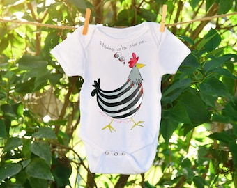 Flamingo baby outfit make perfect gift for Greek baby/ Greek parents cute baby clothes.