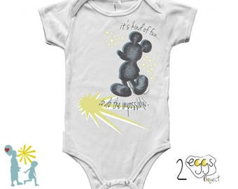 Mickey onesie, Funny baby boy onesie, cute baby boy outfits, Walt disney, baby gifts for boys, Mickey mouse, christmas baby boy outfit